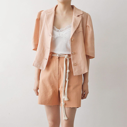 Puff Crop Jacket
