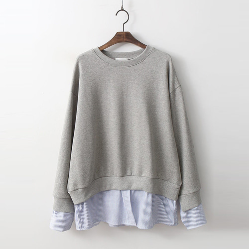 Shirts Cotton Sweatshirt