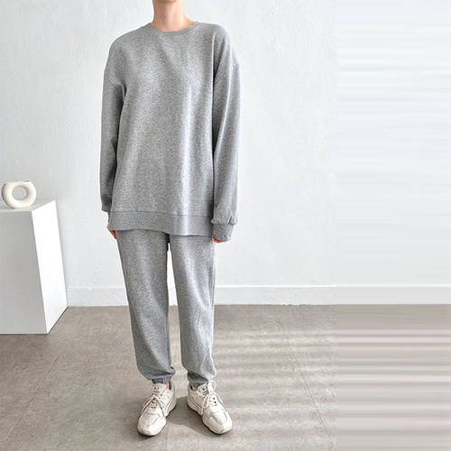 [Set] Utility Sweatshirt + Jogger Pants