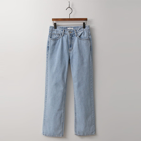 New Straight Jeans