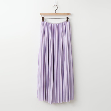 Princess Pleats Long Skirt