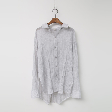 Crinkle Cotton Shirts