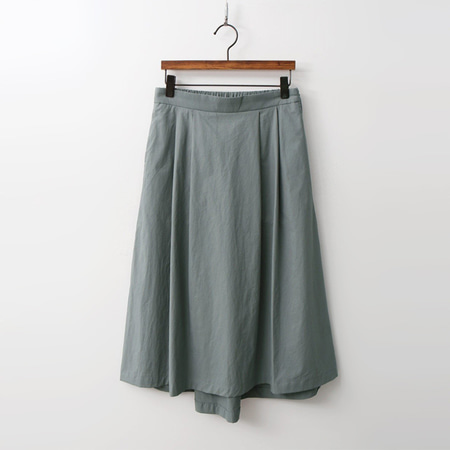 Cotton Unbal Full Skirt
