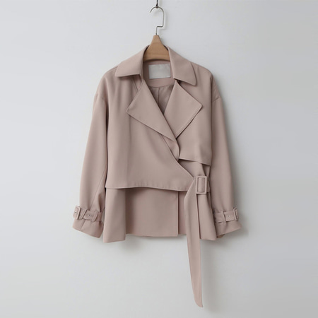 Aria Trench Jacket