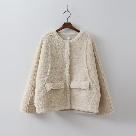 The Sherpa Mini Coat