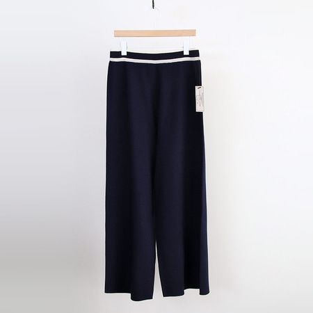 Laine Cashmere Wool Coco Wide Pants