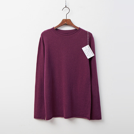 Laine Cashmere N Wool Roll Sweater