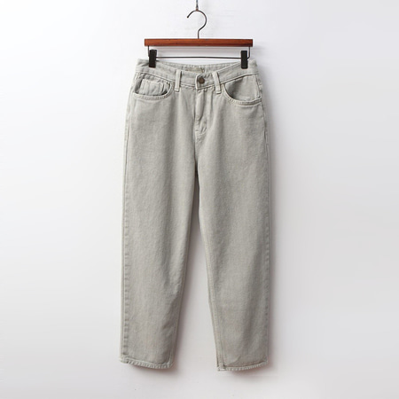 Lula Loose Fit Jeans - 기모안감