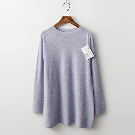 Laine Cashmere N Wool Bell Sweater