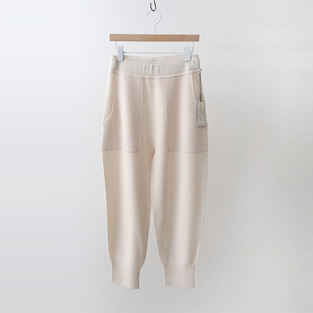 Laine Wool Pocket Jogger Pants
