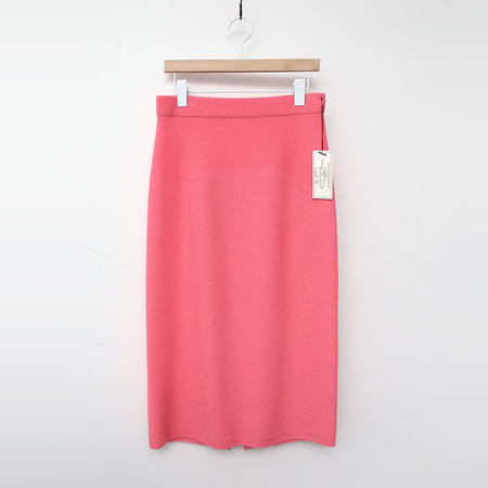 Laine Wool Chic Long Skirt