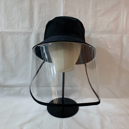 Clear Bucket Hat