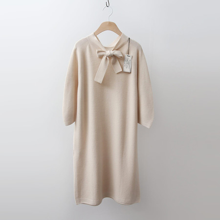 Maille Wool Avril Audrey Dress