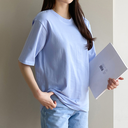 Cotton Basic Tee