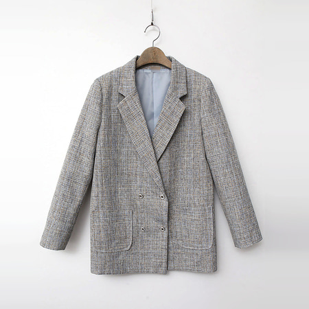 Tweed Double Jacket
