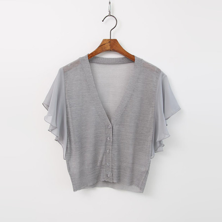 Summer Wing Bolero Cardigan