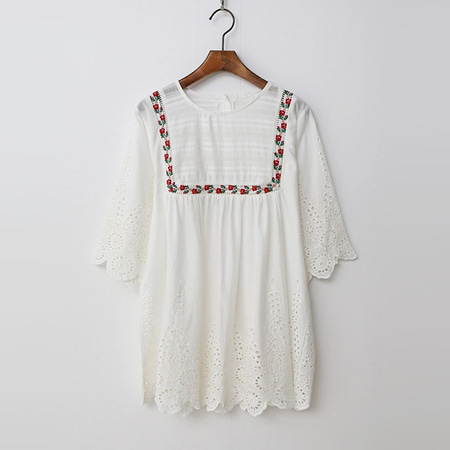 Prefore Lace Blouse