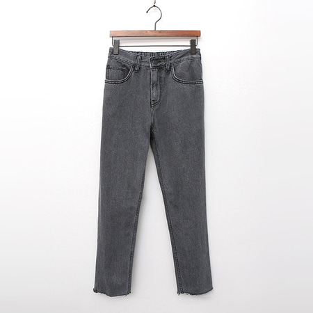 Grey Boy Fit Jeans
