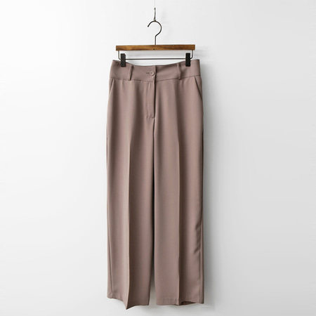 Semi Wide Leg Pants