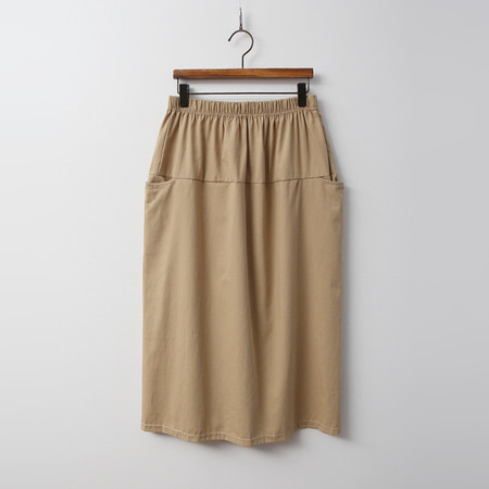 Cotton Banding Skirt