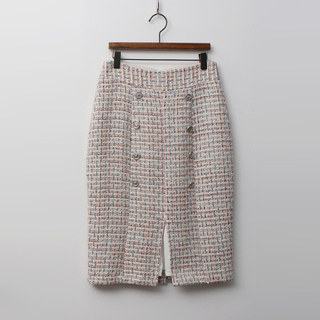 Coco Tweed Skirt