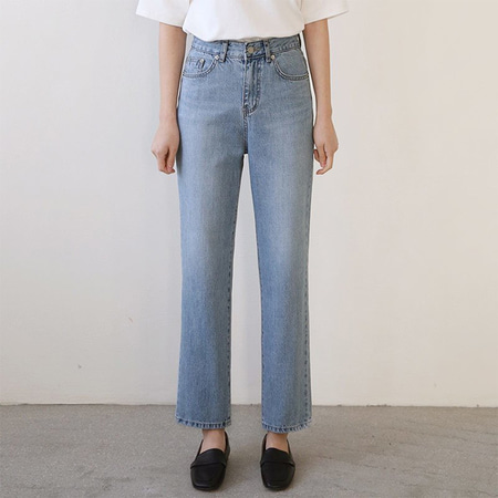 Marie Straight Jeans