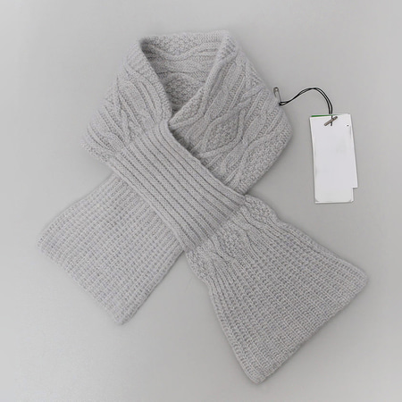 Maille Cashmere Wool Petit Muffler