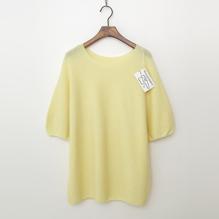 Strick Cashmere N Wool Puff Sweater