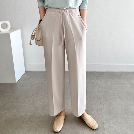 Formal Easy Wide Pants