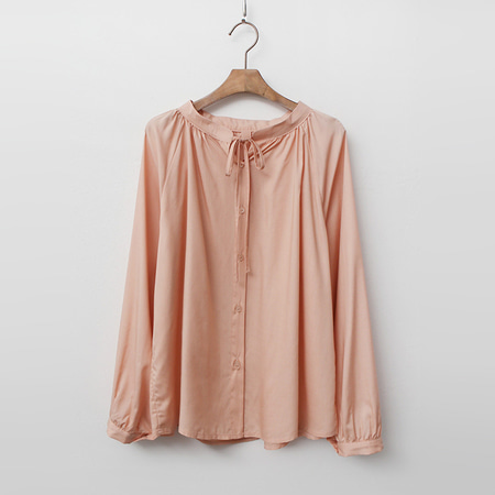 Laurel Shirring Blouse