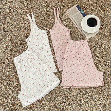 Bloom Cami Pajama Set
