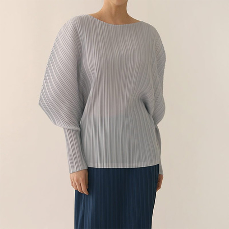 Pleats Volume Blouse