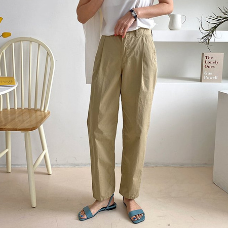 Ollie Cotton Baggy Pants