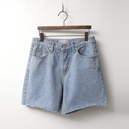 Park Denim Shorts
