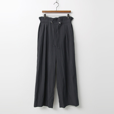 Lady String Wide Pants