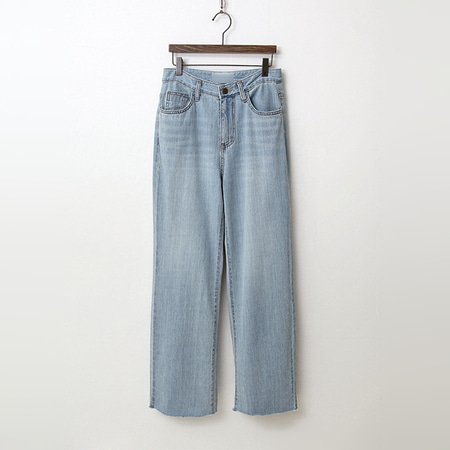 Summer Wide Jeans